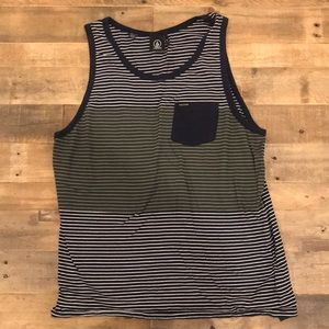 Volcom men's Tank Top Size Large 🤙🏻